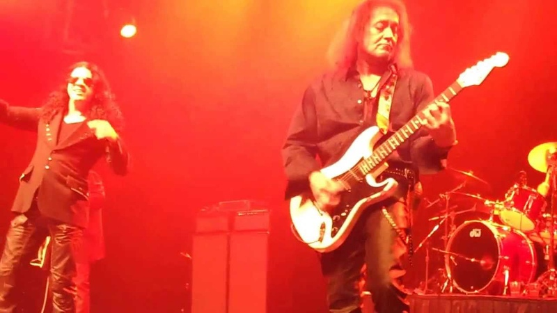 2014 NAMM: Red Dragon Cartel - Bark At The Moon