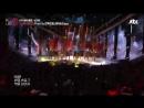 180114 • Pyeongchang - Hand in Hand • J-Us & Wyatt