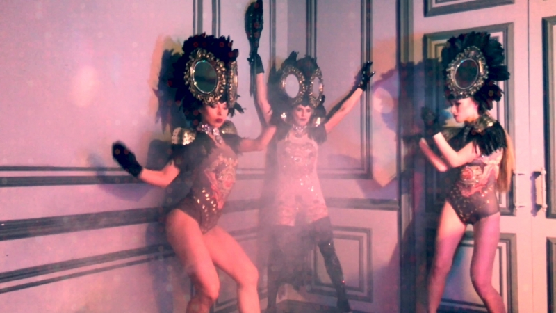 Performance By Kamma - Black mirror (Зеркала) (Freak Show)