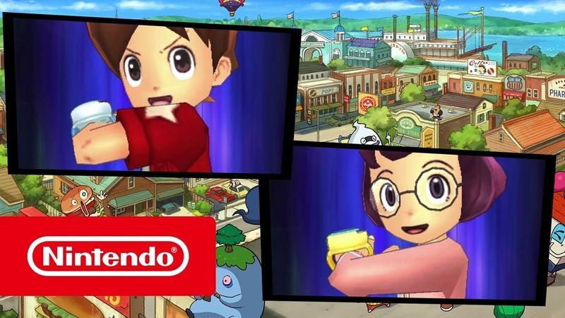 YO-KAI WATCH™ 3 — релизный трейлер (Nintendo 3DS)