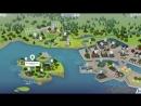 Sims 4. Дом с привидениями 4