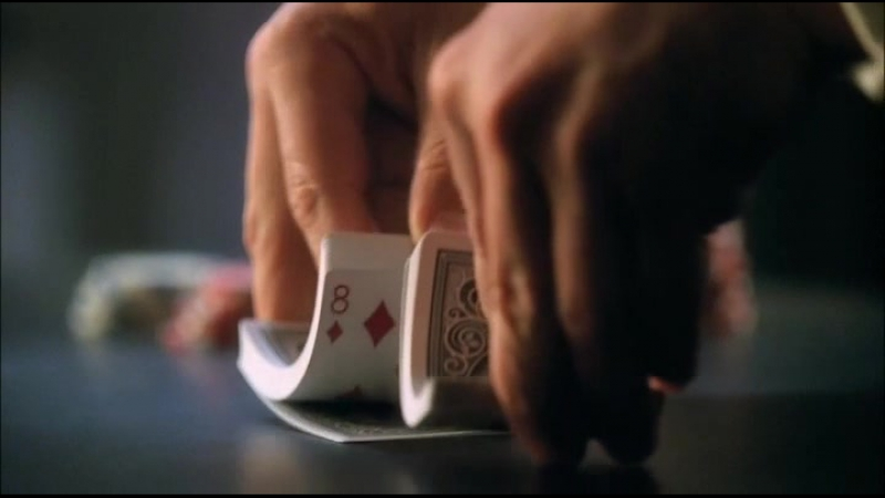 Школа покера Ричарда Касла:)