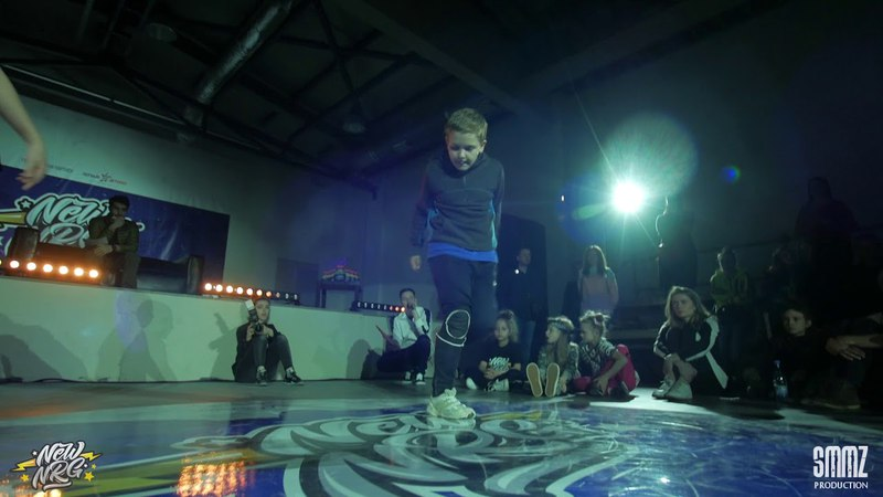 ЕРМАК vs BBOY RUD (1/16 FINAL) || NEW NRG 2018