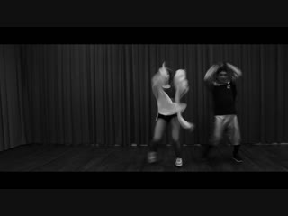 Collaboration Choreo by DAMIRA SOROKA & VITALII SLEPCOV | BAZA DANCE PLACE