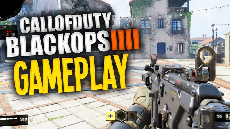Игровой процесс Call of Duty: Black Ops 4 (VeloX)