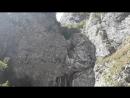 Гегский водопад одна из самых красивых и зрелищных достопримечательностей в Абхазии Часть 1