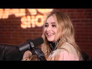 Sabrina Carpenter Talks Almost Love, Singular  Marshmello