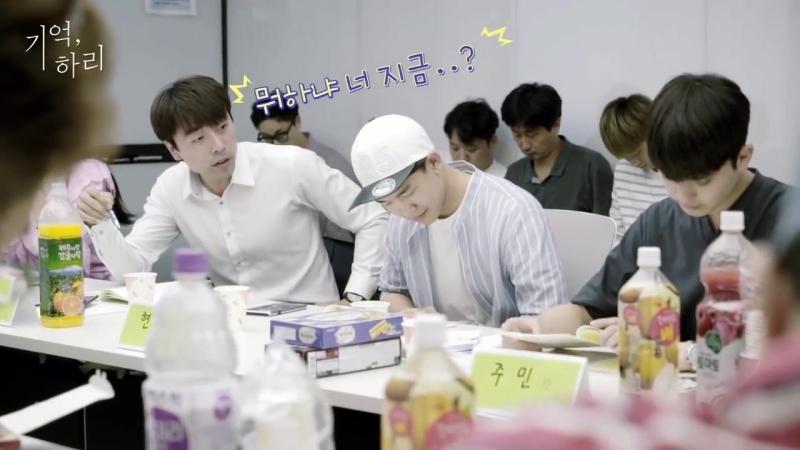 [신비아파트 외전 _ 기억, 하리] 메이킹 03 싱크로율 폭발! 애니를 찢고 나온 배우들의 대본리딩 현장 공개