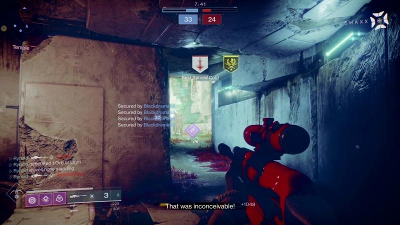 1 Bullet 4 Kills