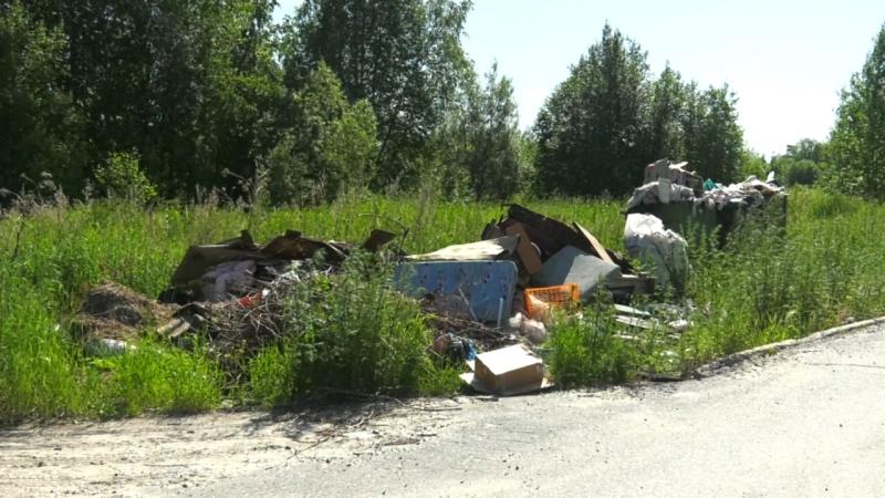Проблему вывоза мусора в мкр Южный обсудили на совещании в администрации г Радужный