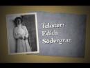 """Månen"" af Edith Södergran Mellanstor"