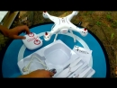 ►Обзор Квадрокоптер Syma X8SC