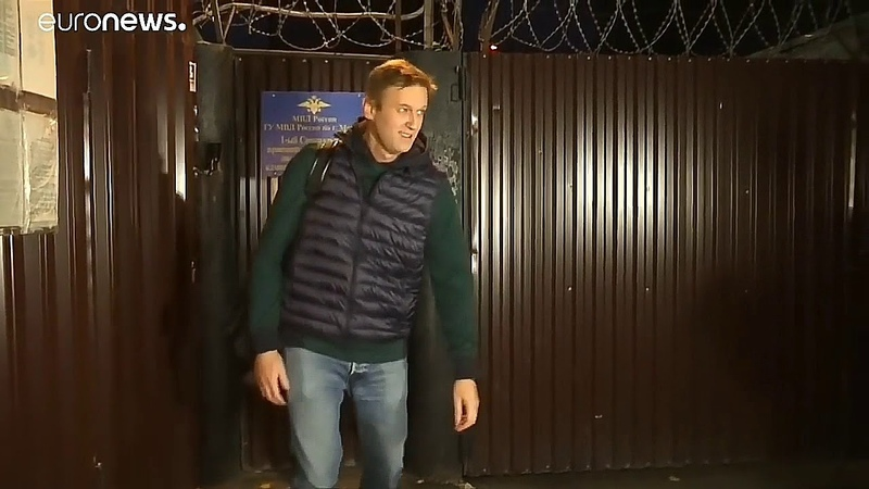 Face - ворованый воздух, Навальный. Клип