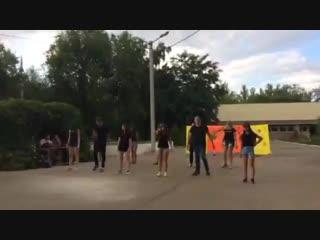 2 смена Лагерь танец вожатых и воспитателей