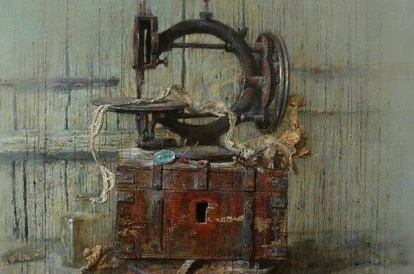 Художник Павел Владимирович Астаулов родился в городе Тамбове в 1975 году, окончил высшее военное командное училище.
