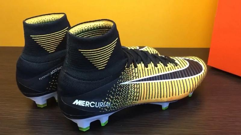 Обзор Бутс Nike Mercurial