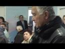 Глава Союза ветеранов ГСВГ и ВД по Чувашии Михаил Семенов на собрании в п. Сюктеркатаванен