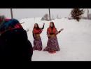 Танец Цыганочка студия танца GALAKTIKA худ рук Кулева Г С 2018г исполняют Алина Калинина и Юлия Кудряшова