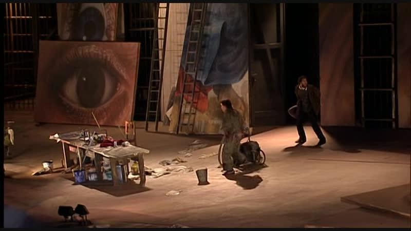 Tosca (Nadja Michael, Zoran Todorovich, Gidon Saks Ulf Schirmer, Vienna Symphony, Bregenz Festival, 2007)