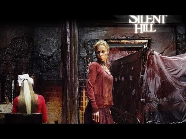 Сайлент Хилл (2006) / Фильм 1080 p HD / Ужасы, триллер, мистика