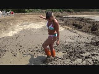 ariel testing in mud