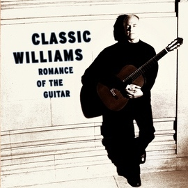 John Williams альбом Classic Williams -- Romance of the Guitar