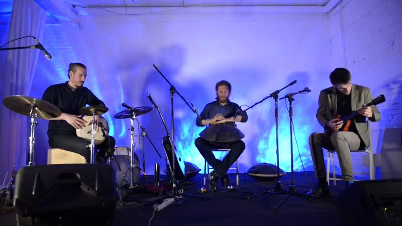 Gentle Still • Andrey Tanzu, Pasha Aeon, George Nefedov • Reggae Jam