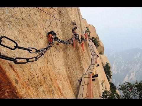 THE WORST BRIDGE IN THE WORLD!CRAZY PEOPLE!