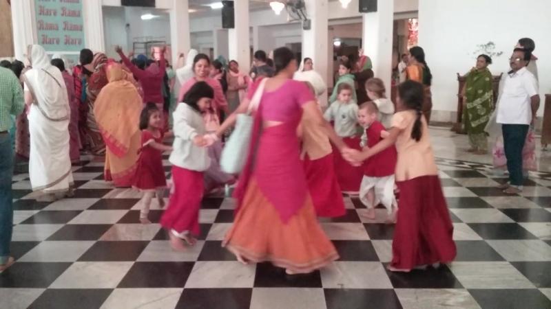 Даршан Шри Панча таттвы Маяпур 2017