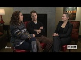 Maya Rudolph and Sam Rockwell Talk to Vanity Fair's Krista Smith About