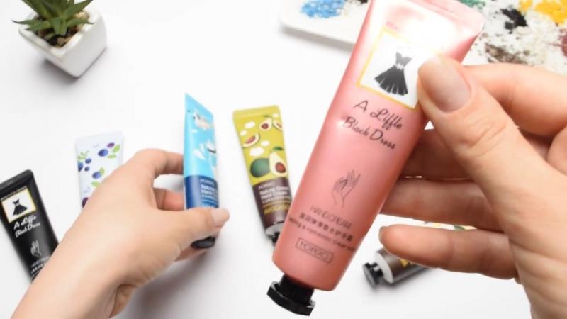 Обзор - Крем для рук с натуральными экстрактами Rorec Plant Hand Cream