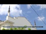 В микрорайоне Ак-Мечеть скоро появится минарет
