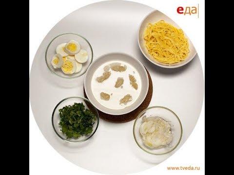 Суп с куриными фрикадельками и кокосовым молоком по бирмански Илья Лазерсон Мировой повар