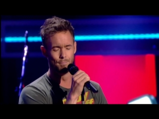 Charly Luske - This Is A Man's World (The Blind Auditions - The voice of Holland 2011).mp4