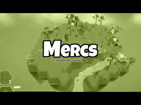 Mercs Steam Trailer