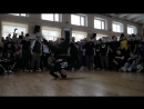 Bboy STP my rounds at Red Bull Bc One RUSSIAN Cypher - STARAYA SHKOLA