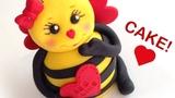 CUTEST Valentine's Day CAKE Ever!!