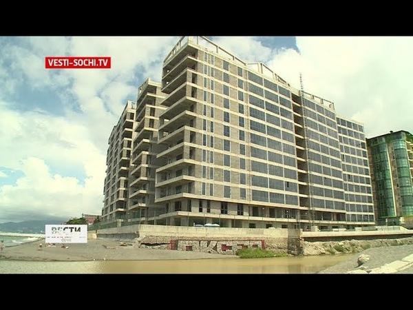 Дом с нарушениями: борьба с самостроями в Сочи продолжается