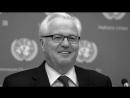 «Звезда дипломатии, маэстро, профессионал»: памяти Виталия Чуркина