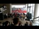 Санкт-Петербург. International jazz day 2018. Мариинский-2. Выступление студентов института Телониуса Монка.