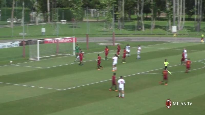 Playoff U17 - highlights - Milan-Roma