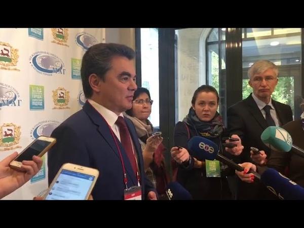 Ирек Ялалов прокомментировал возможную отставку с поста мэра Уфы