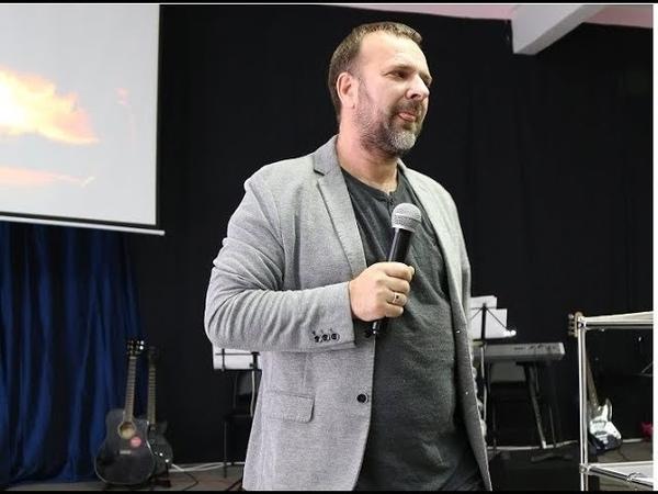 Ешь от Иисуса Христа Сергей Лукьянов. служение 1 17.11.2018
