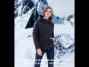 2018 ICEbear Новая зимняя куртка GWD18177D