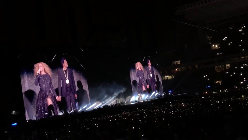 BEYONCÉ JAY Z | Young Forever / Perfect / Finale [Live at Barcelona OTR II World Tour 2018]