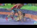 Лучшие моменты турнира по греко римской борьбе на XXXI летних Олимпийских играх в Рио де Жанейро 2016 год
