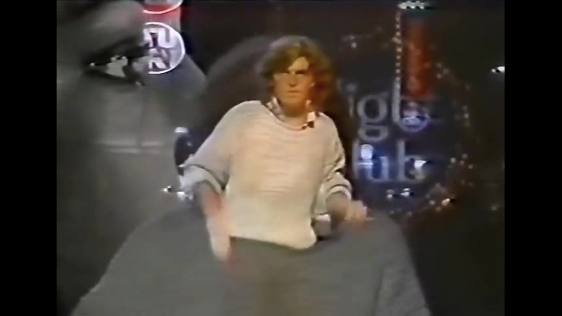 THOMAS ANDERS - Es geht mir gut heut' Nacht 1984