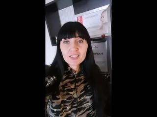 Отзыв Оксаны Орловой на тренинг по продвижению в Инстаграм от Ильи Трикси и Никиты Лукьянова
