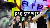 PAQ Stories Hot Wings and Skair Launch Party