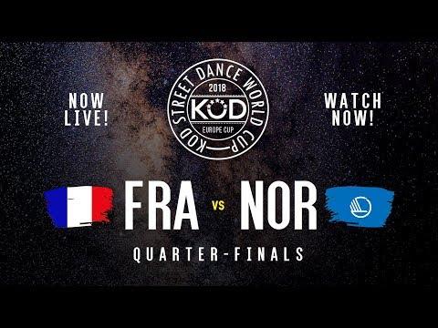 2018 KOD Europe Cup Finals - Day 1: Quarter-Finals